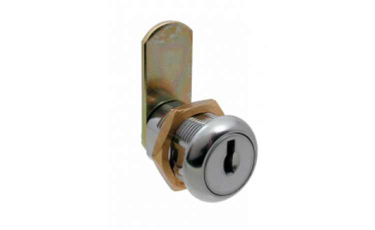 Dry area cam lock