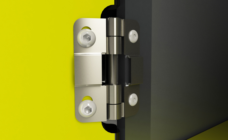 Locker Hinge