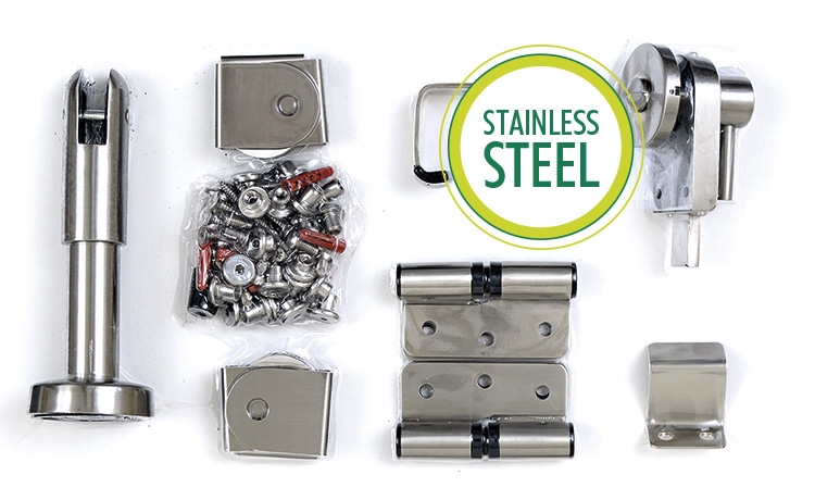 Stainless Steel pack